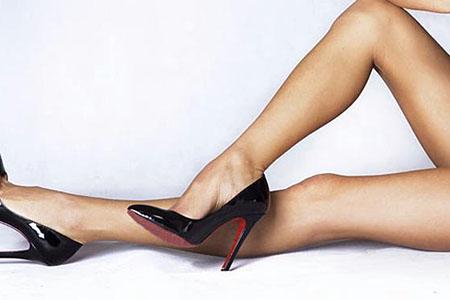 选购高跟鞋的三个小妙招,让你怎么穿都不累