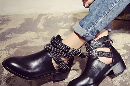 这几种元素的短靴,让你秋冬狂刷存在感