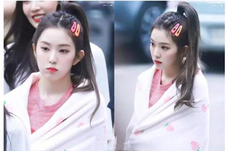 女孩的发型图片看裴珠泫就够了,长短发编发都美丽