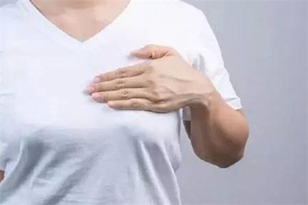 乳腺癌是怎么引起的?女性要注意乳房胀痛是否有结节肿瘤