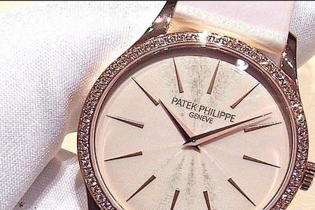 百达翡丽奢华手表,女士华丽手表价格
