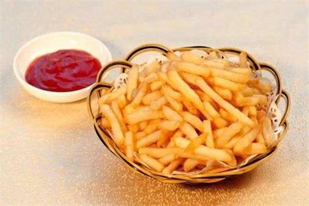 孩子最喜欢吃的炸薯条,记住这一步做出来又香又脆
