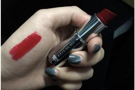 女生必买的五只纪梵希口红,质感优秀上唇超高级