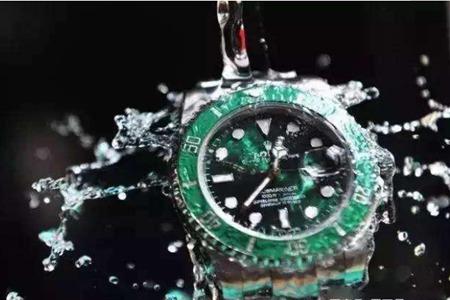劳力士经典绿水鬼手表,上市九年为什么价格一路飙高