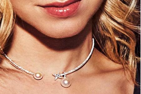 摩纳哥时尚珠宝APM Monaco,珍珠金属打造双重魅力