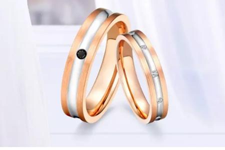 dr钻戒不止是奢华设计,结婚对戒见证钟情一生浪漫约定