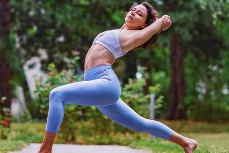 女性多加练习减脂瑜伽 比任何减肥运动都有效