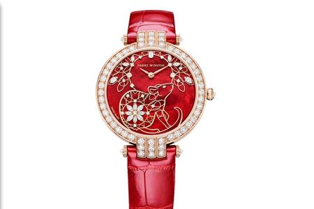 鼠年纪念六款奢华配饰,品牌生肖手表新年值得选购