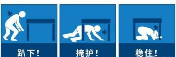 遇到地震不要慌 这些小常识教你安全自救