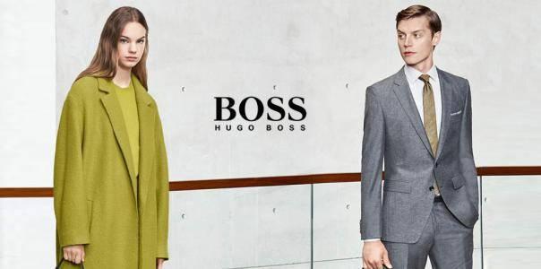 HUGO BOSS(雨果博斯)2019年春夏成衣迷雾柏林