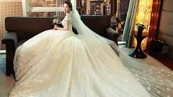 结婚当天准备多少套礼服最为合适?(正常婚礼行程的搭配)