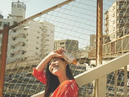 日本90后美女明星新木优子最新清纯写真,夕阳摄影惹人心动