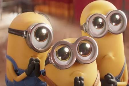 《小黄人2》预告正式来袭,小黄人2上映时间及故事内容