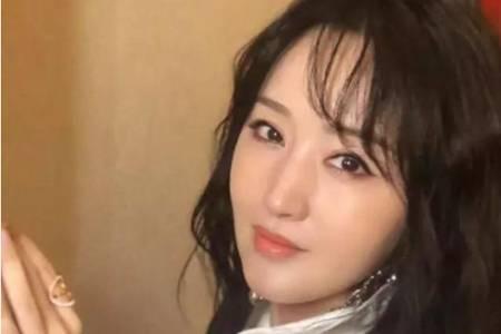 歌手杨钰莹年龄和个人资料,杨钰莹结婚了吗老公是谁