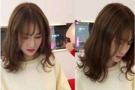 女生发型设计与脸型搭配,适合的发型才能瘦脸