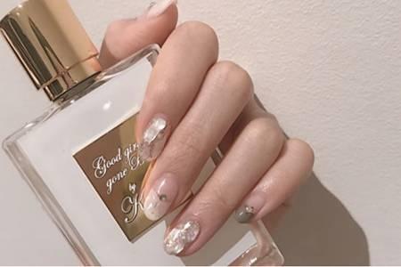 冬季新款流行美甲图片大全,显手白的五款好看指甲