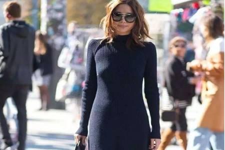 2020最流行裙子款式冬长裙,女生裙子和衣服搭配方法
