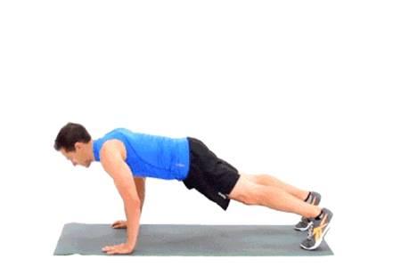 波比跳能瘦腿吗?波比跳的正确动作一个月轻松瘦三斤