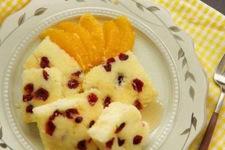 微波炉做蛋糕的简单方法,在家自己做戚风奶油蛋糕