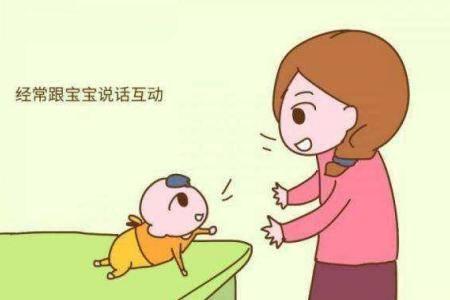 孩子说话晚怎么引导 如何教宝宝说话技巧