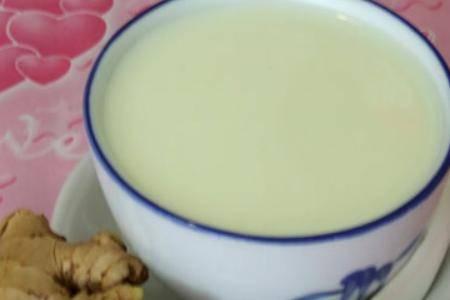 姜撞奶的做法 怎样在家做出凝固又好吃的姜撞奶