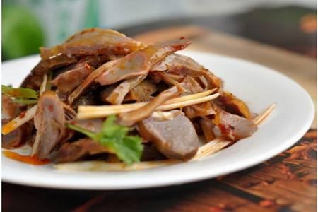 鸡胗的这四种做法好吃易烂,营养鸡胗的家常菜食谱