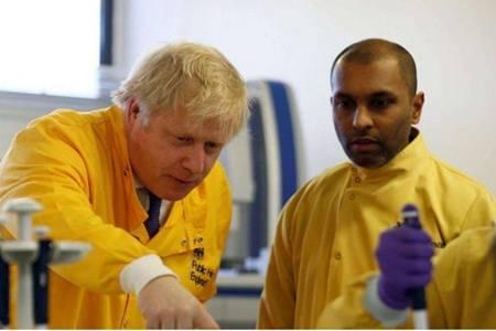 英国女王发布讲话抗击疫情,首相约翰逊病情恶化住进ICU