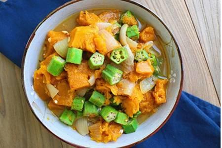秋葵有黏液怎么做好吃,秋葵的四种美味家常菜做法