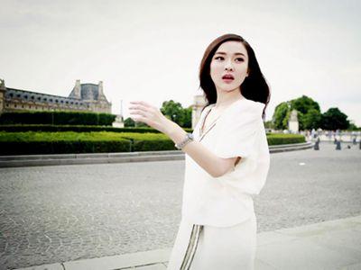 霍思燕、李小璐同穿蕾丝裙,清新与妩媚泾渭分明