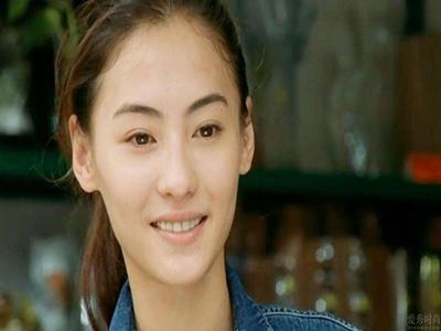 张柏芝为了拍新戏,连续哭了两个月。