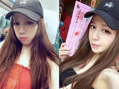 台湾嫩模爆料自己的爸爸曾想卖她初夜,被逼拍艳照卖钱