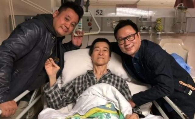 他被TVB辞退后当清洁工,今患渐冻人症四肢瘫痪获刘德华捐款!
