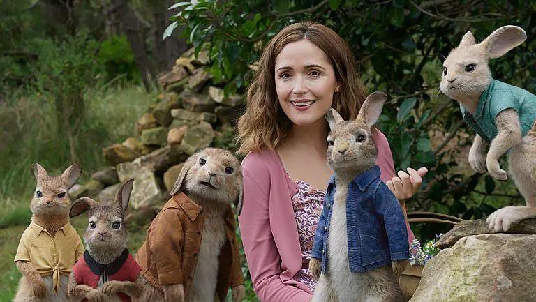 彼得兔大电影,最有名的英国萌兔子