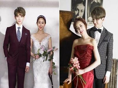 韩国女星透露中国网红老公的家产,并称正积极备孕!