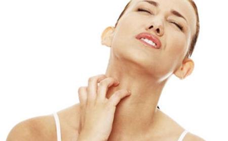 治疗皮肤痒的穴位方法