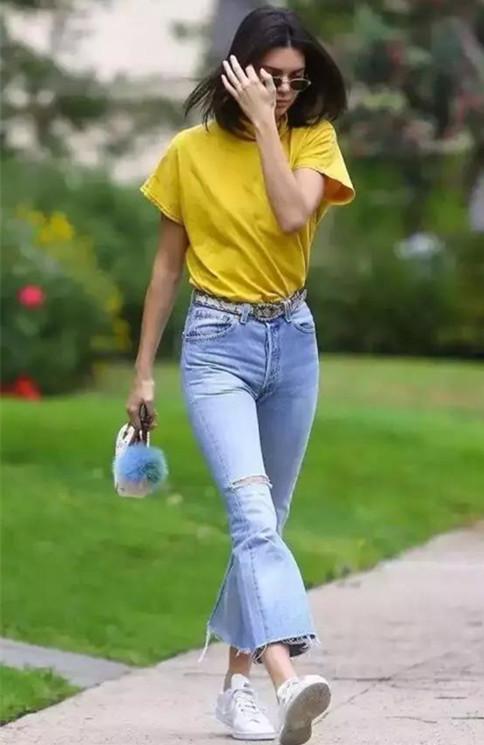流行黄让你更显白,无法拒绝的吸睛鲜艳