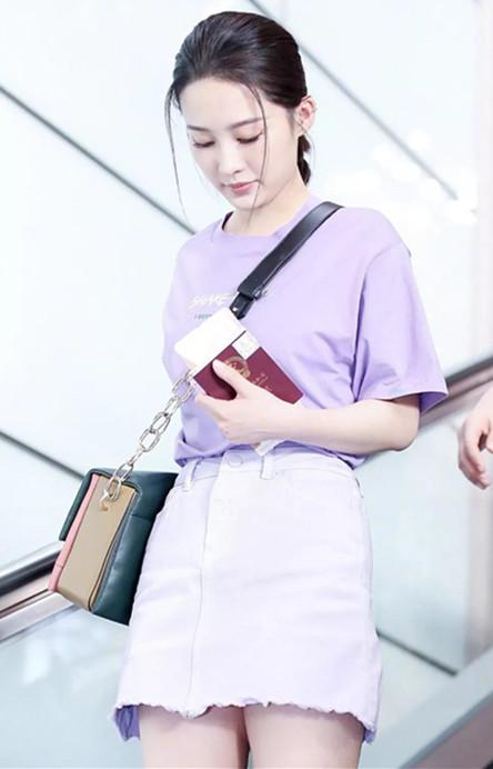 流行紫服饰,你知道如何驾驭吗