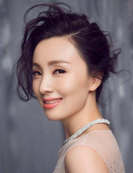 陶虹与徐峥一样也是著名的演员