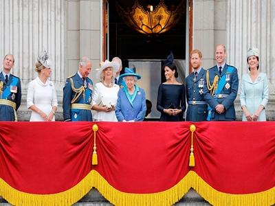 梅根凯特同框气质出众,不愧是王妃!