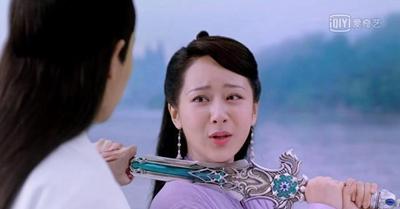 《白蛇传说》的哭戏居然是眼药水?