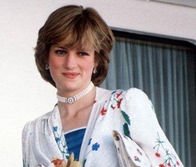 英国最具传奇的王妃戴安娜王妃