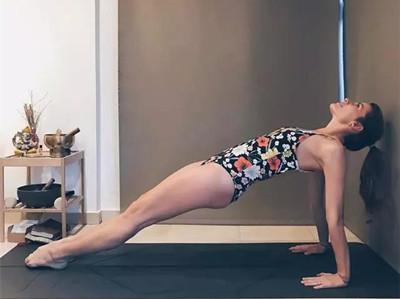 瑜伽练习慢节奏,这几个姿势你值得拥有:后篇