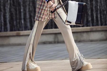 那些年被嫌弃的校服裤,又回来攻占时尚圈啦