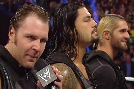 WWE圣盾当年的辛酸史:住不起酒店,为了省钱在汽车里过夜
