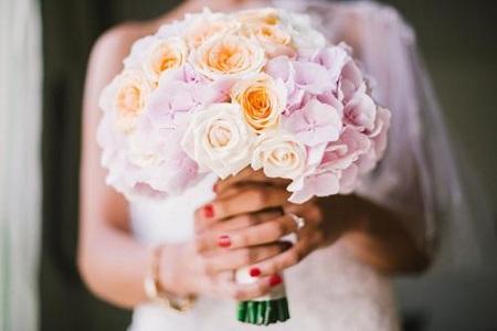 结婚时新娘手中的手捧花,选择对了吗?