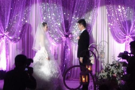 适合在婚礼上唱的婚礼歌曲,请收好!