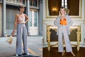 法式女性风情穿搭,两件单品帮你搞定