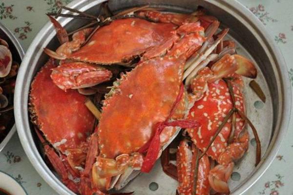 清蒸螃蟹要蒸多久,怎么蒸比较好吃