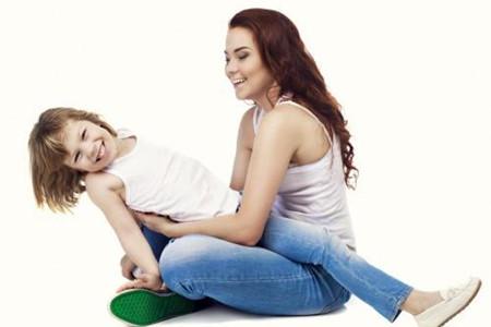 孩子天生专注乐趣,母亲给予支持是最好的培养