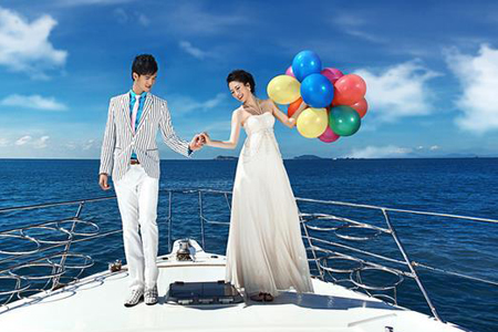 旅行结婚也要充满仪式感,这几个方面你要想到